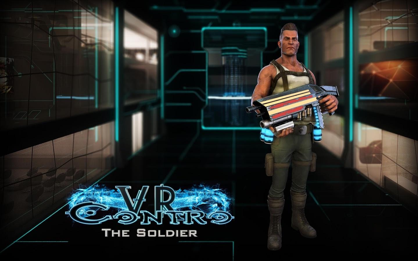VR Contro -The Soldier