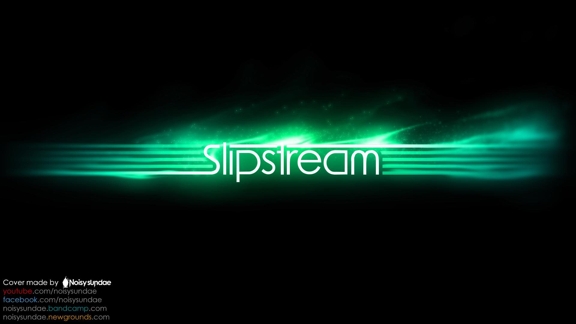 Noisysundae wallpaper - Slipstream 2.0