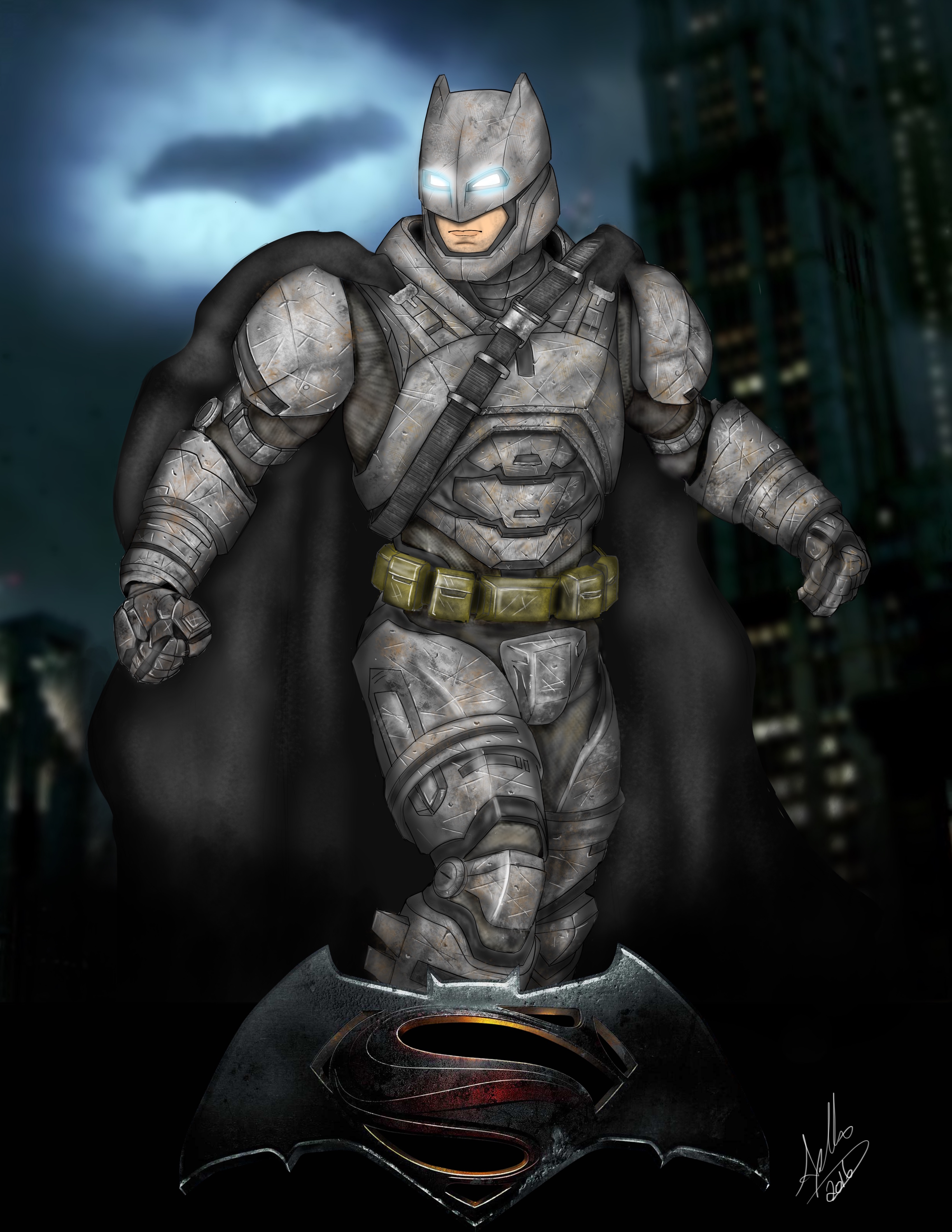 Armor Batman