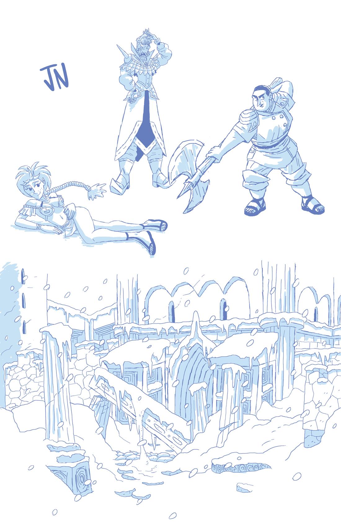 Patreon Sketch 4