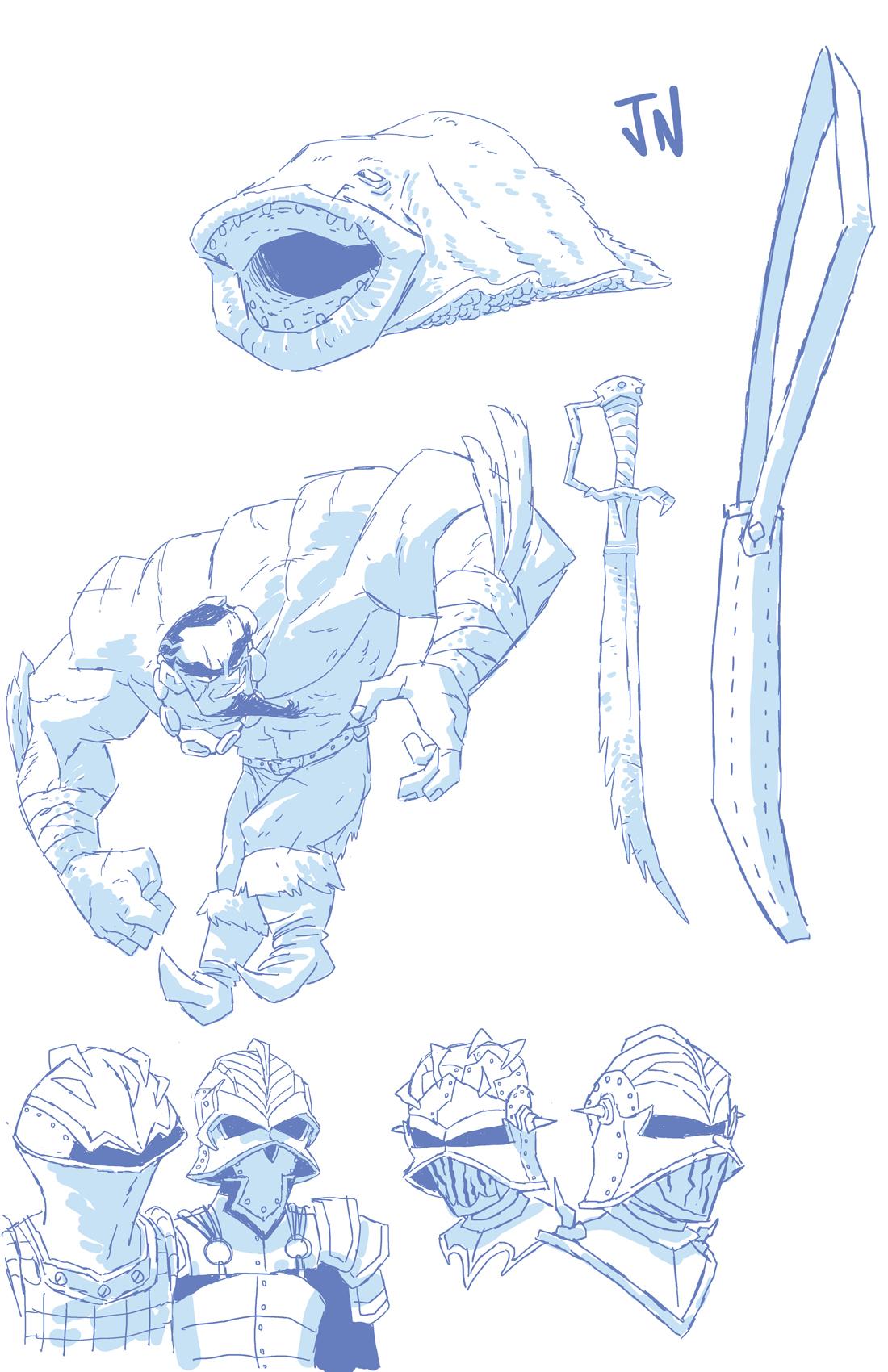 Patreon Sketch 5