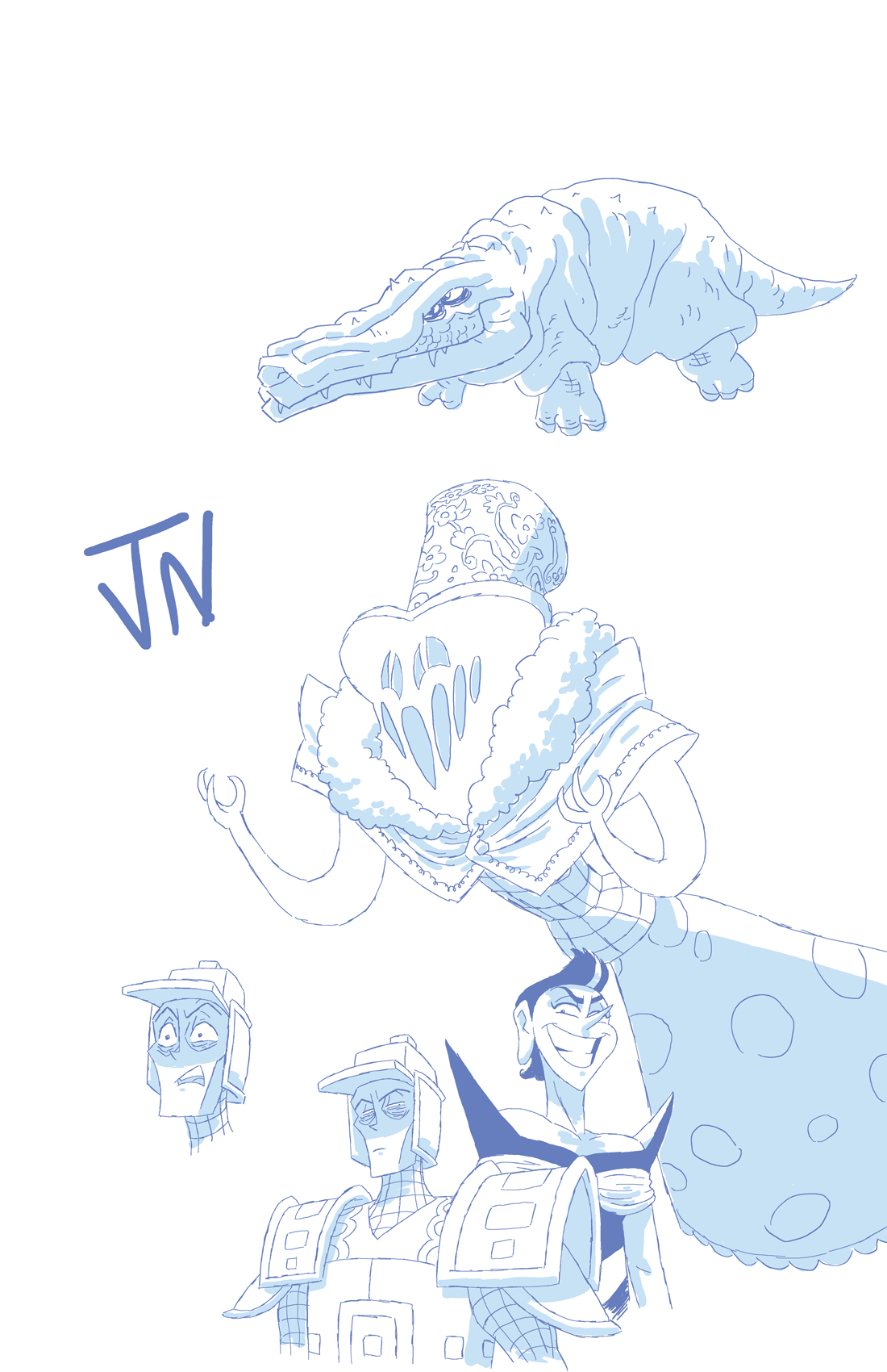 Patreon Sketch 6