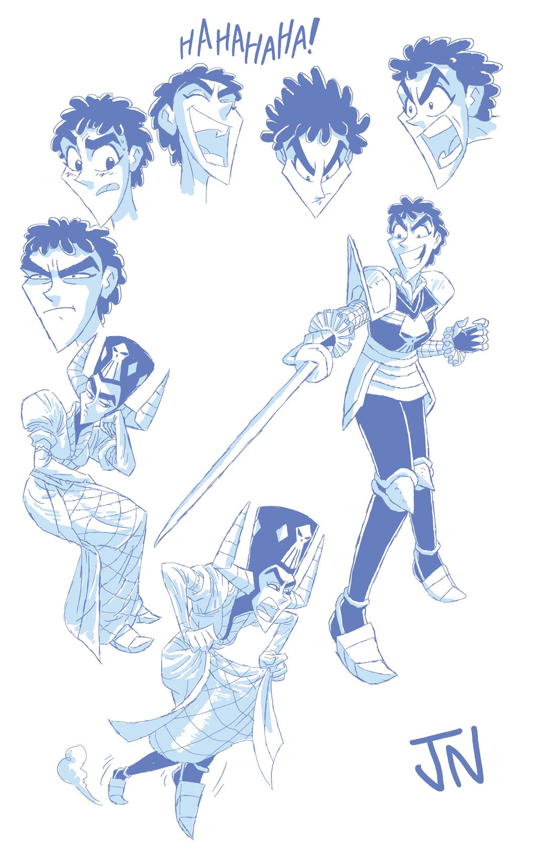 Patreon Sketch 7