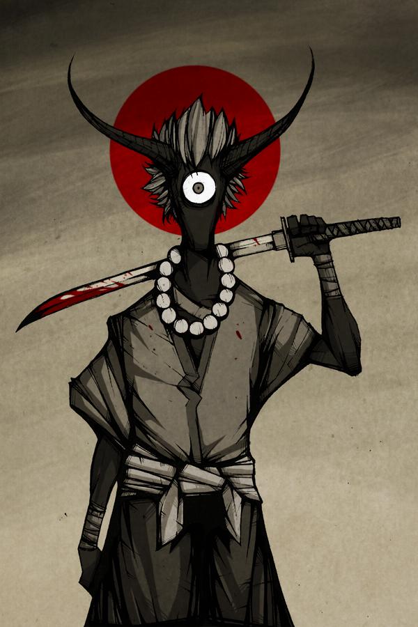 Watchful Oni