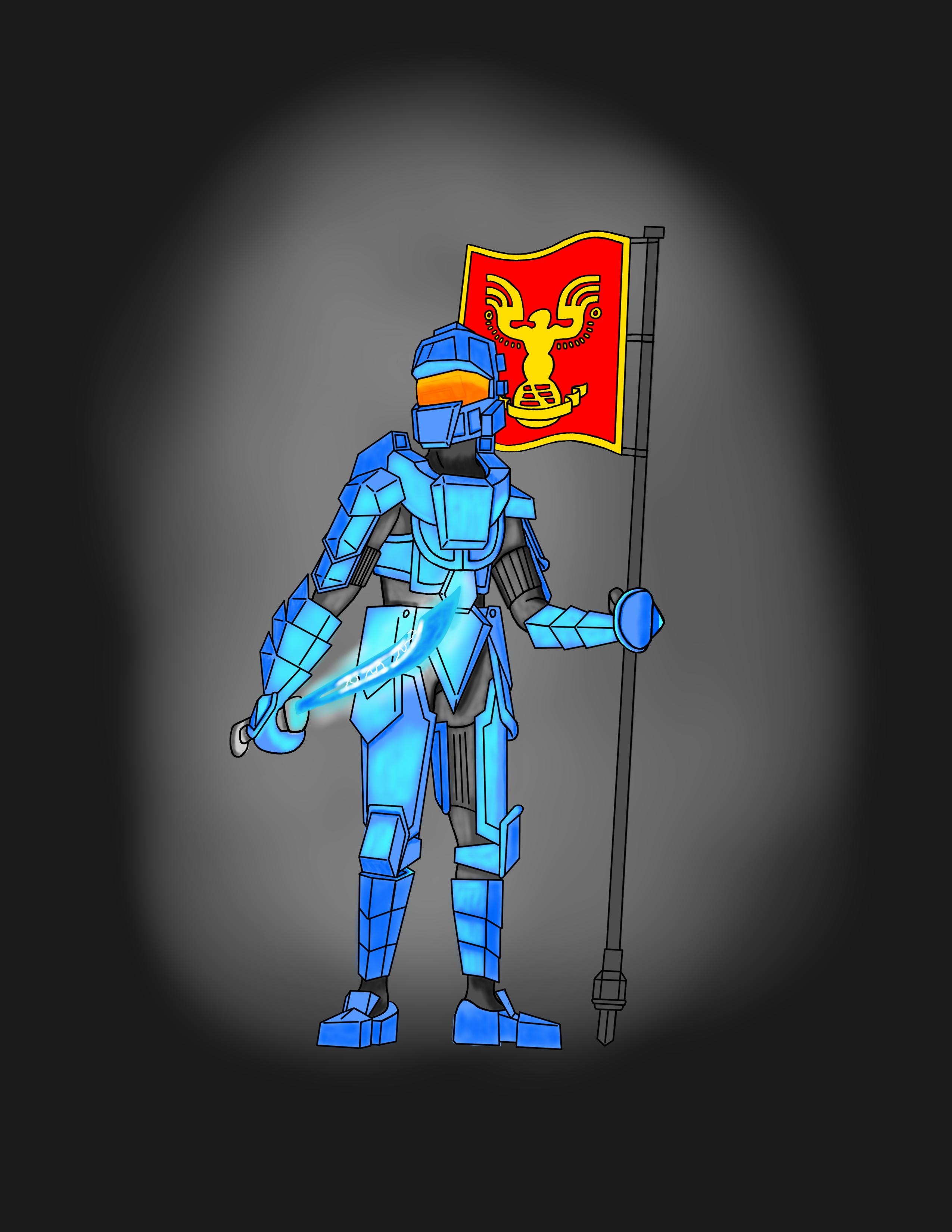Samurai Spartan (Halo)