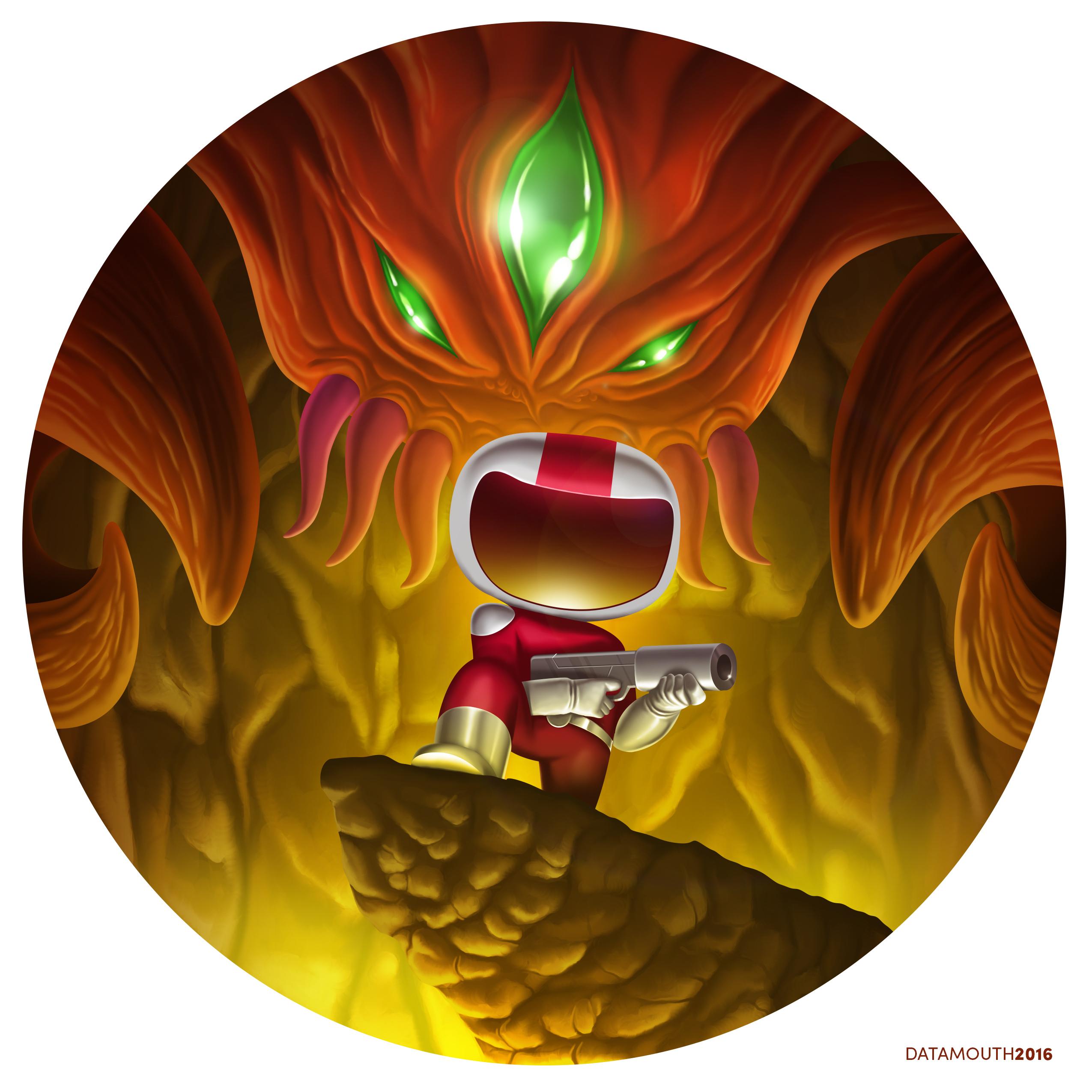 Blaster Master - Hard Shell Attack!
