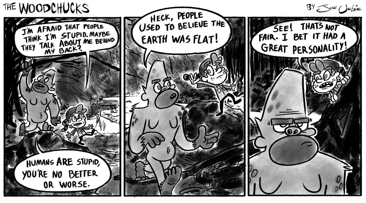 Woodchucks #3