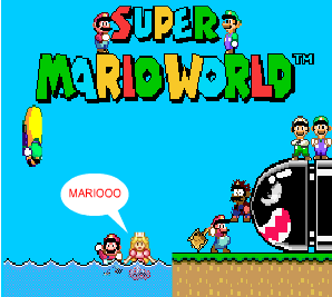 Super Mario World Gathering
