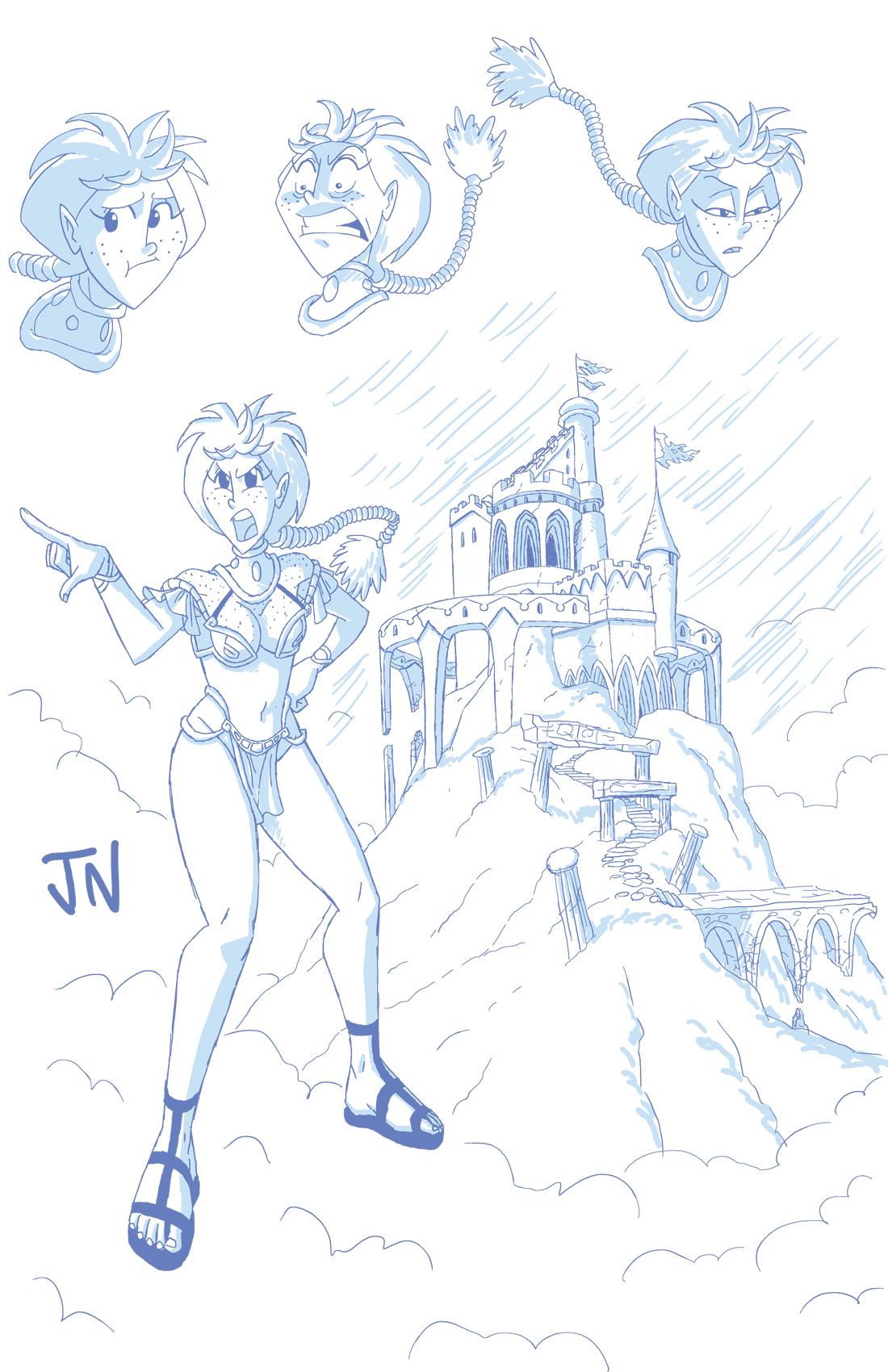 Patreon Sketch 10