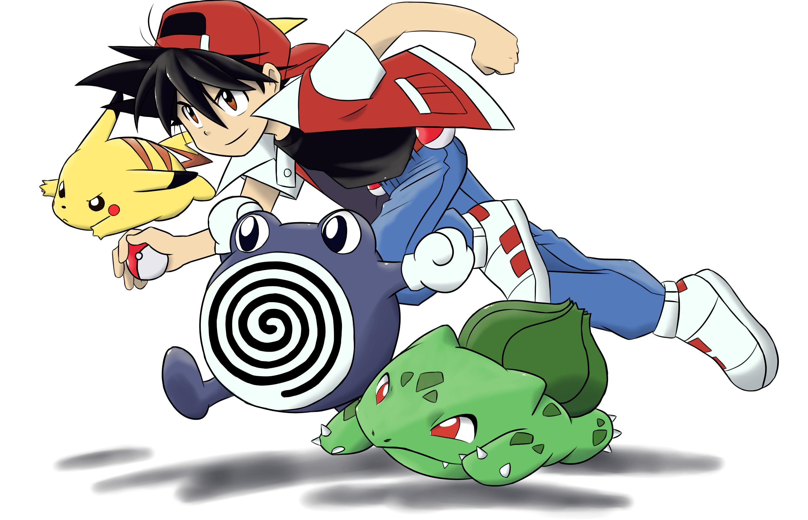 Pokemon Adventures Re-Paint