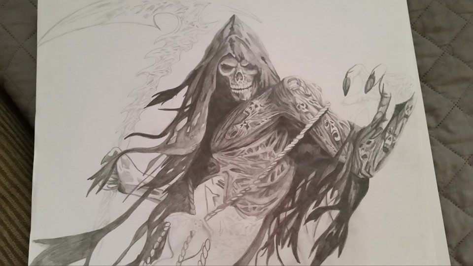 Reaper (in progress)