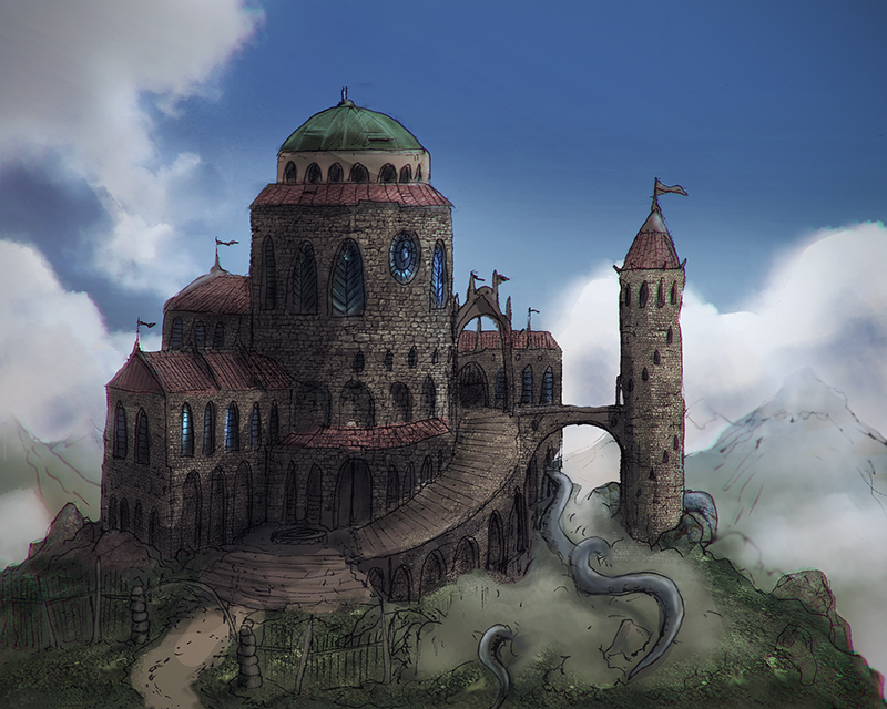 Not a cultist castle