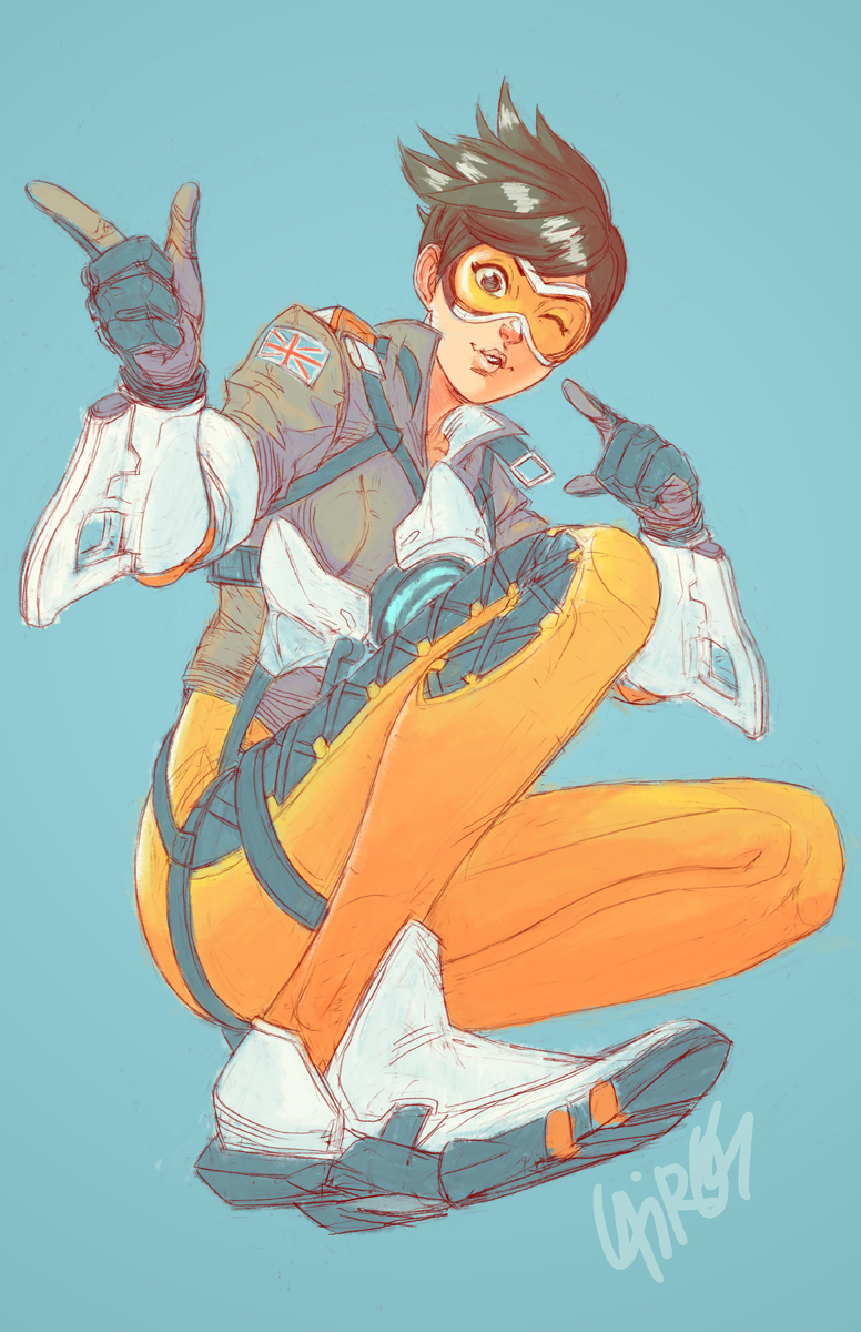 Tracer!