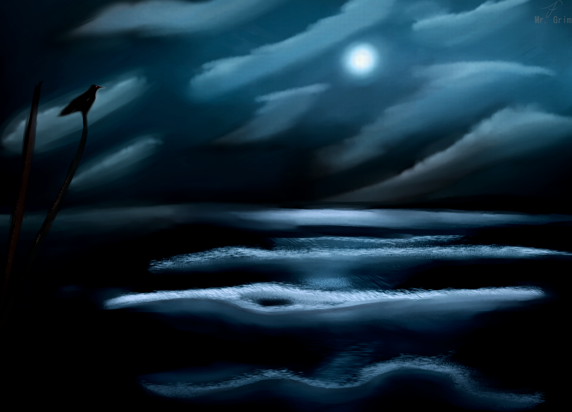 Sea Night