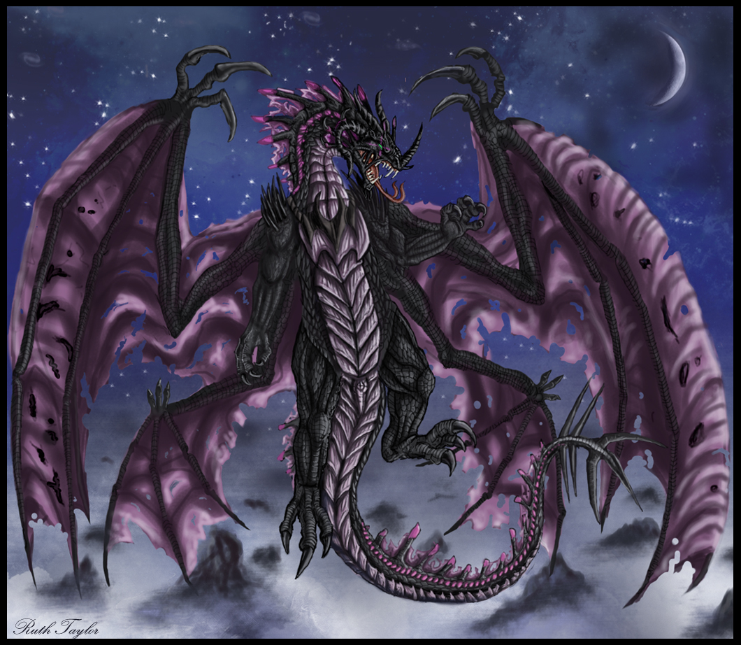 The dragon of doom