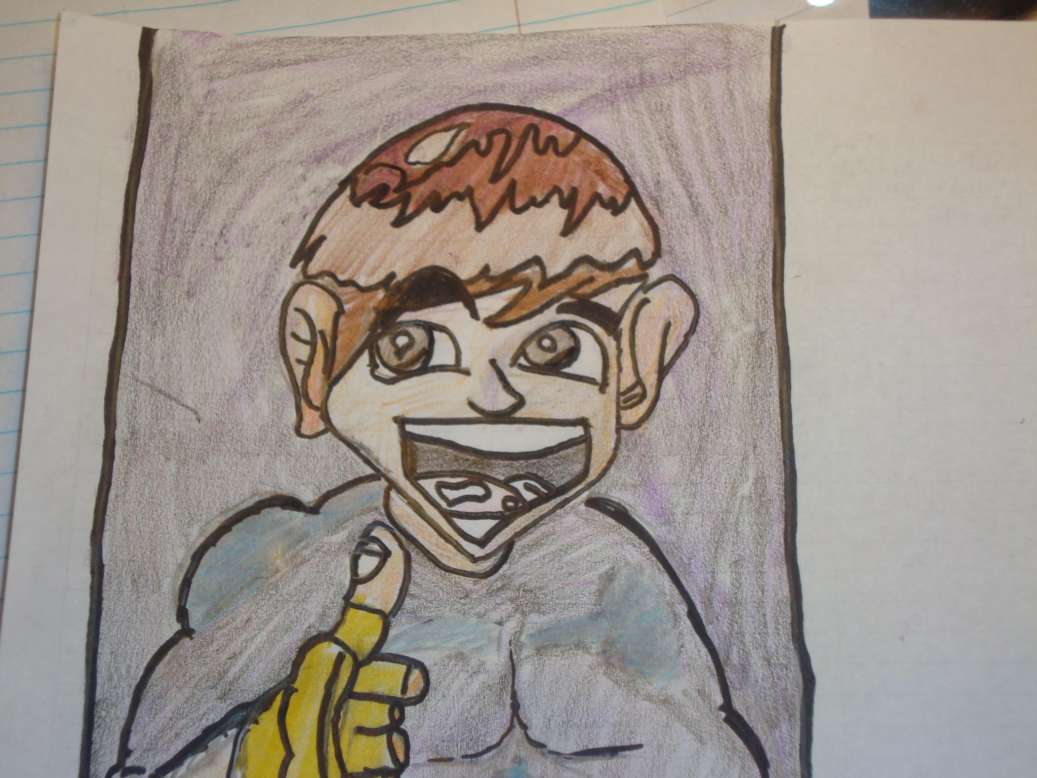 My Tom Fulp Fan Art
