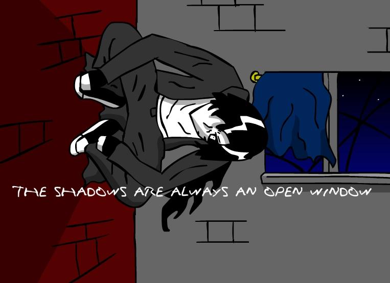Enter shadows