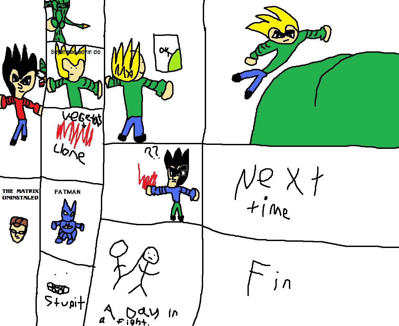 Comix page 2