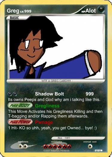 WTF Im a Pokemon?!!?