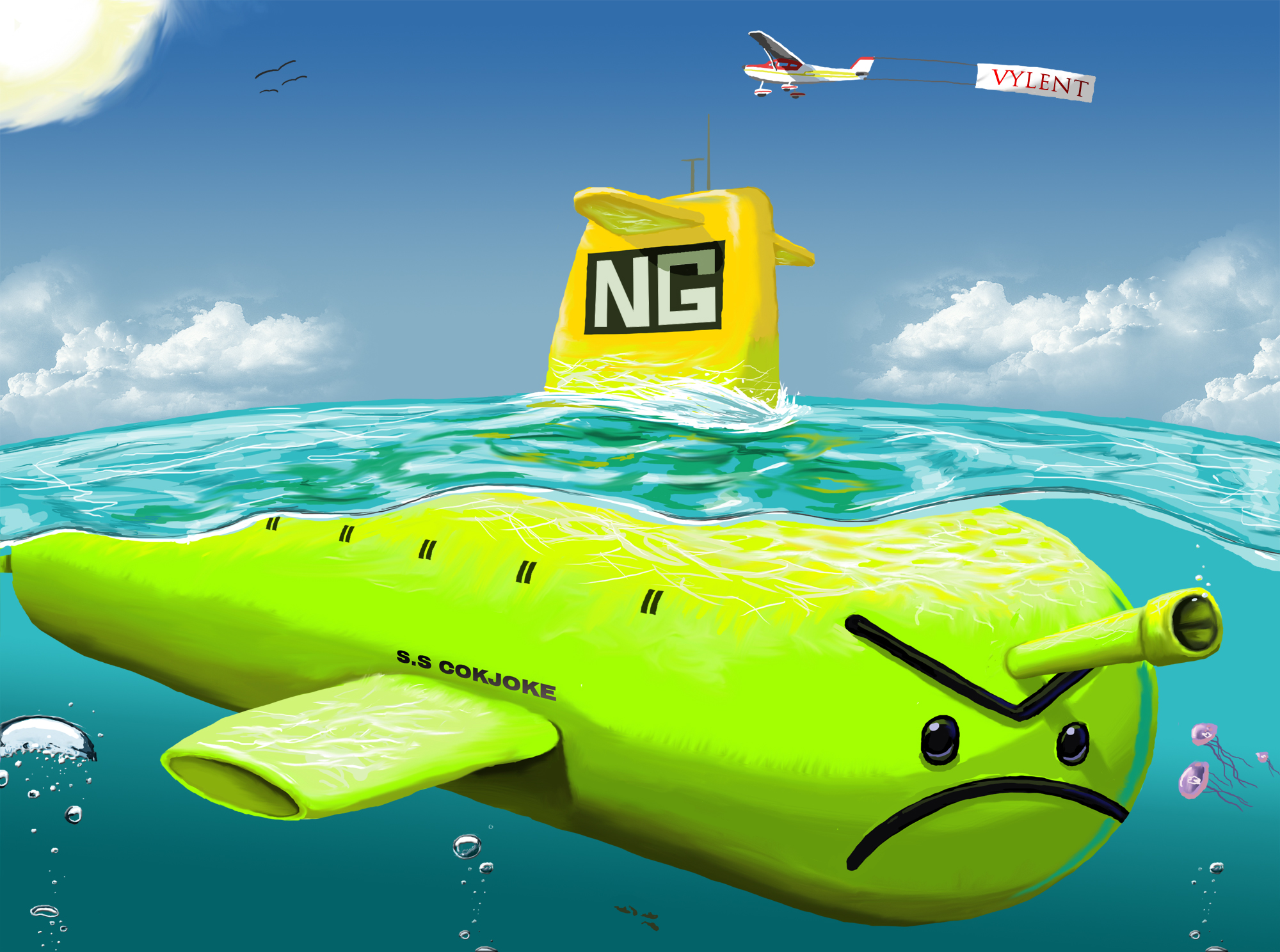 The NG Sub