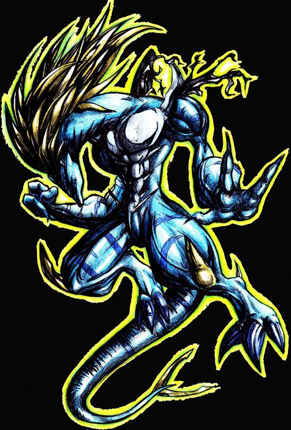 (Spirit Beast ) The Dragon