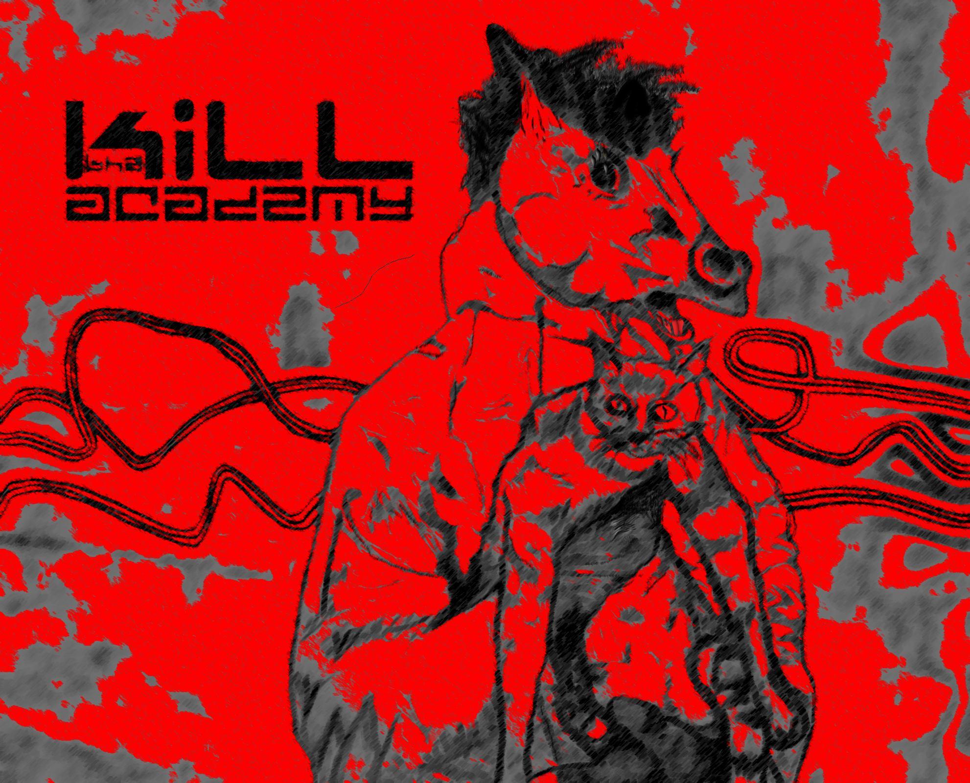 Kill The Academy Album Cover