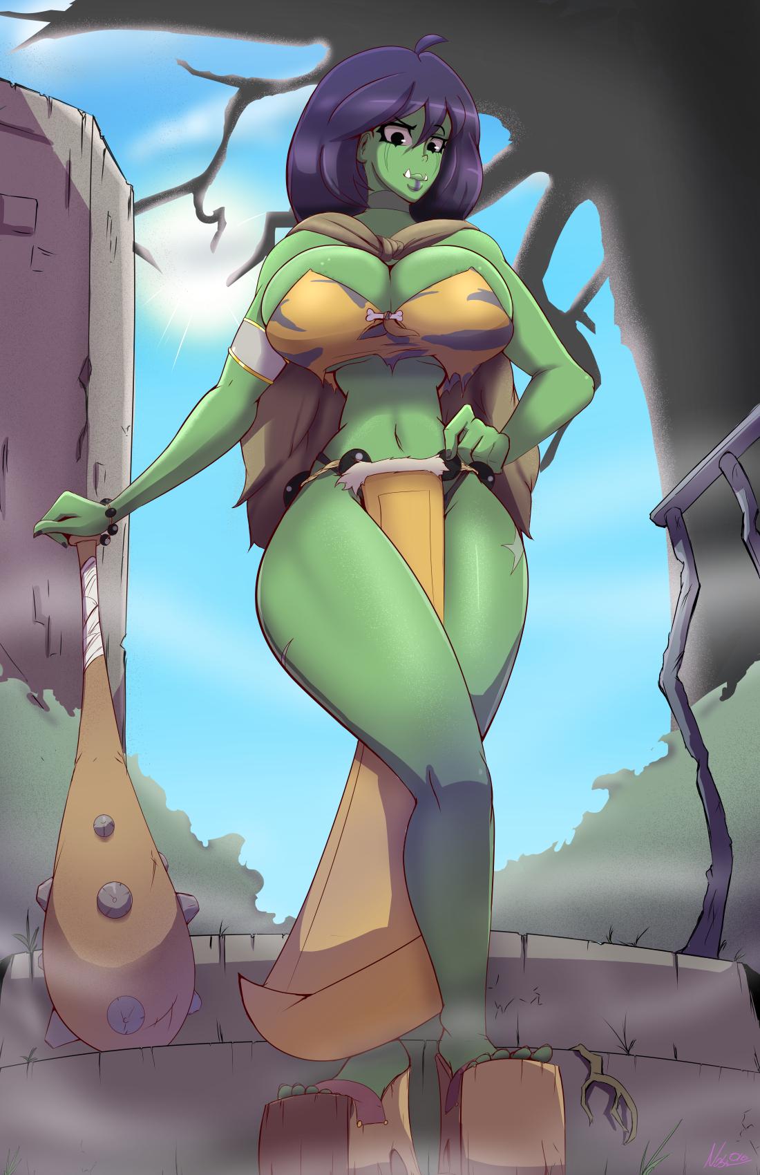 The Orc Princess
