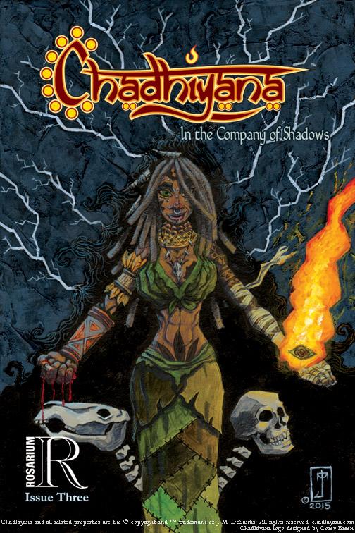 Chadhiyana #3 cover