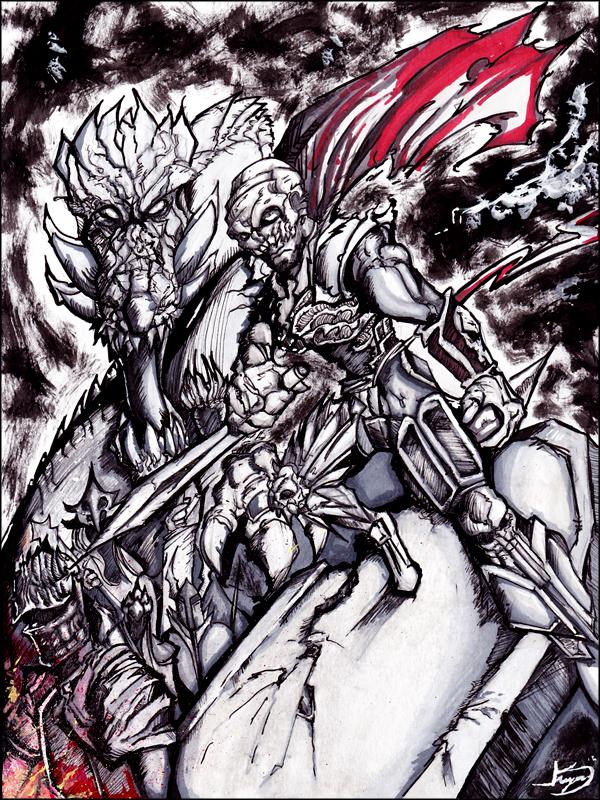 Dark Souls Inspired Assassin