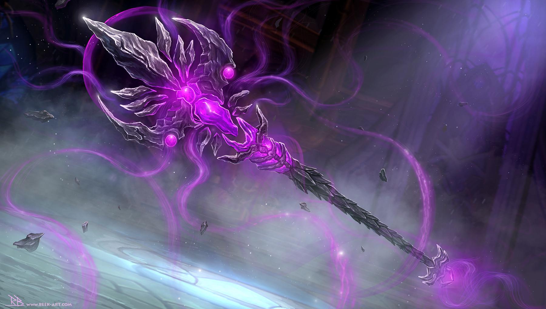 Shadow Priest Relic