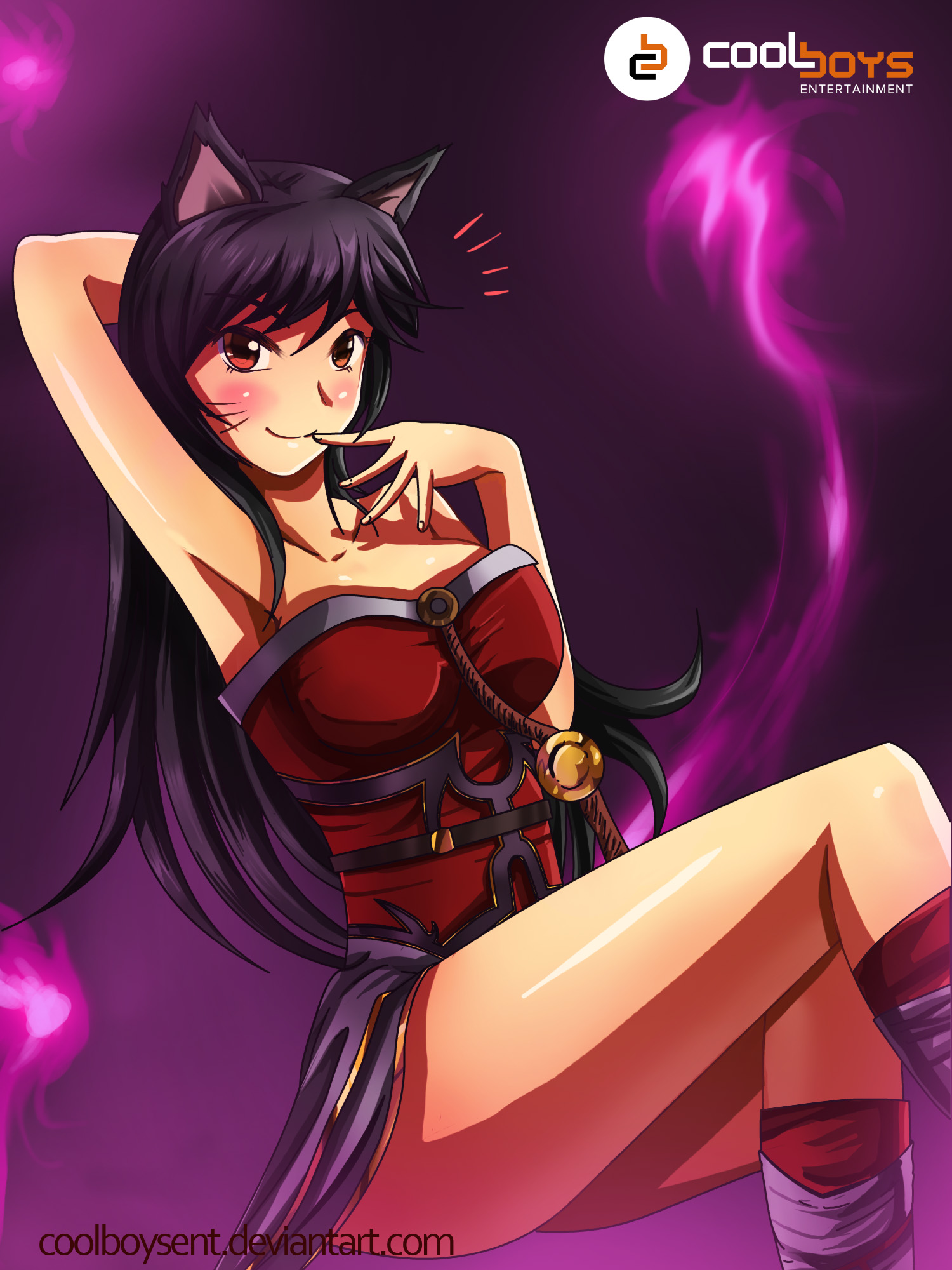 sexy ahri league of legends