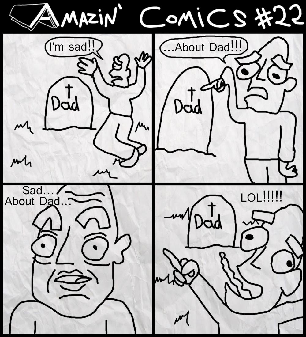 Amazin' Comics #22