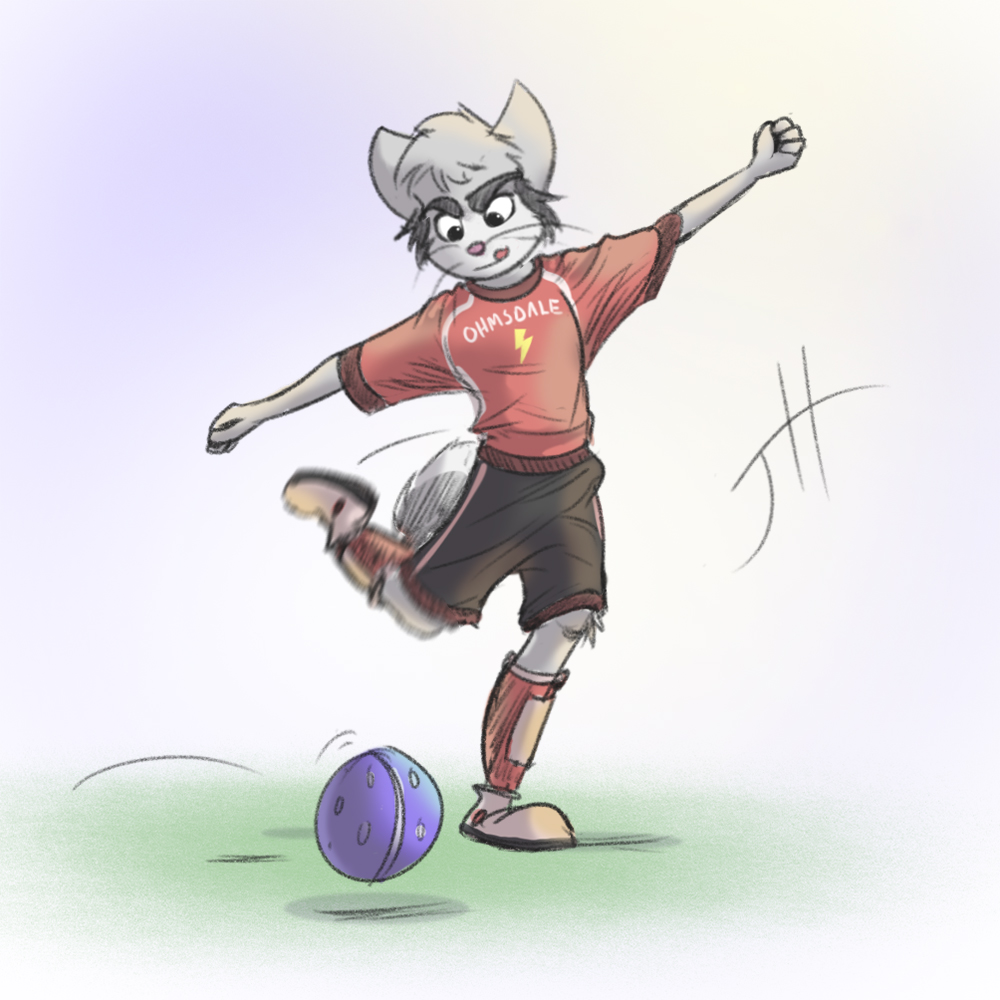 Going for the Goal
