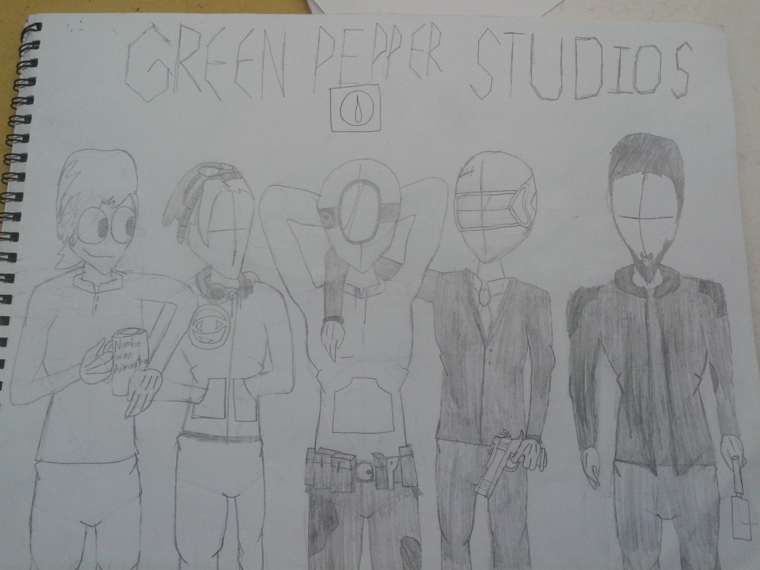 Green Pepper Studios