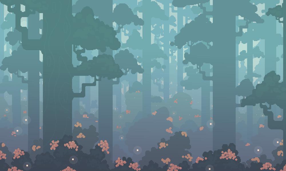 Misty Evenings