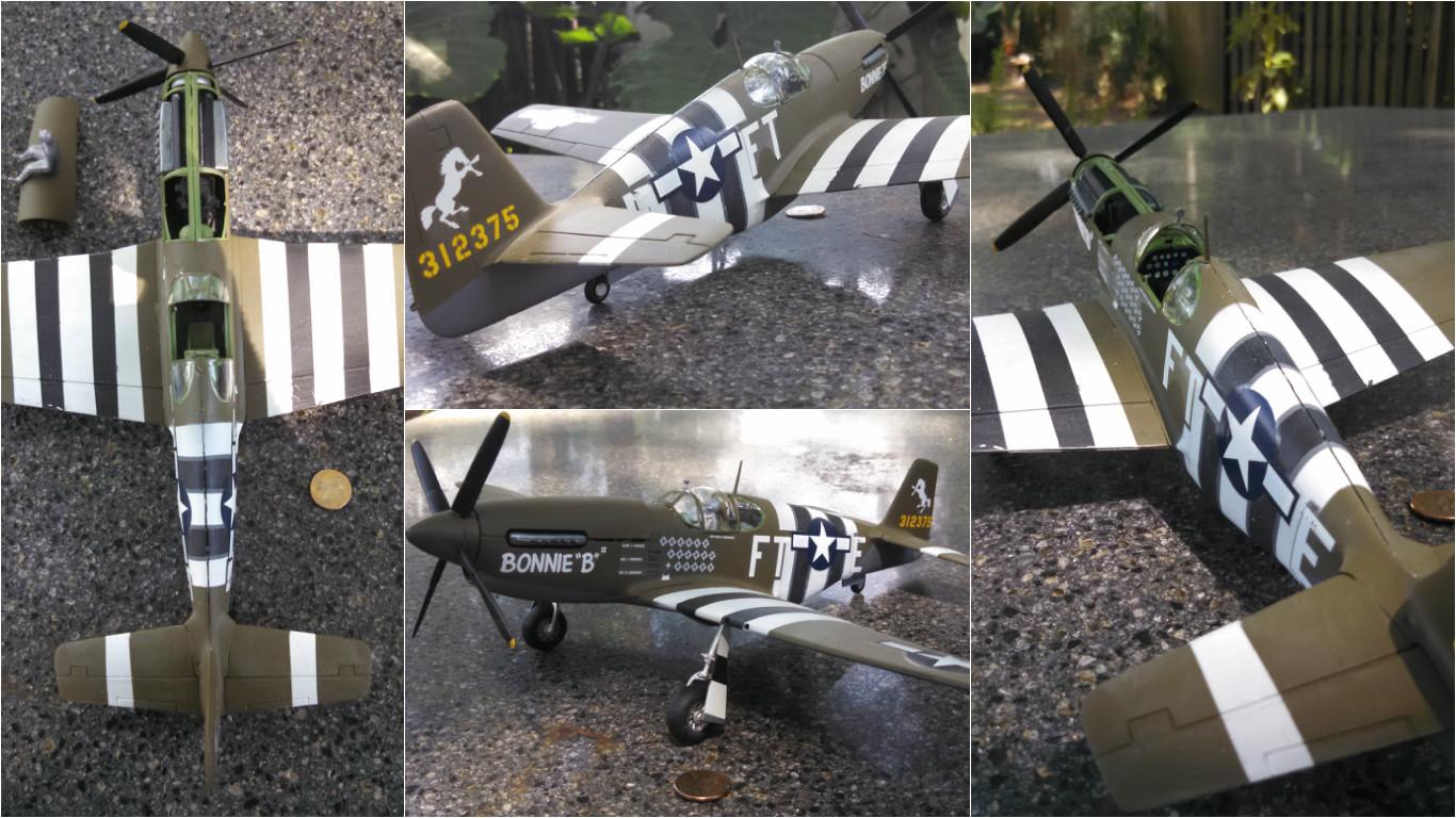 1/32 Revell P-51B Mustang