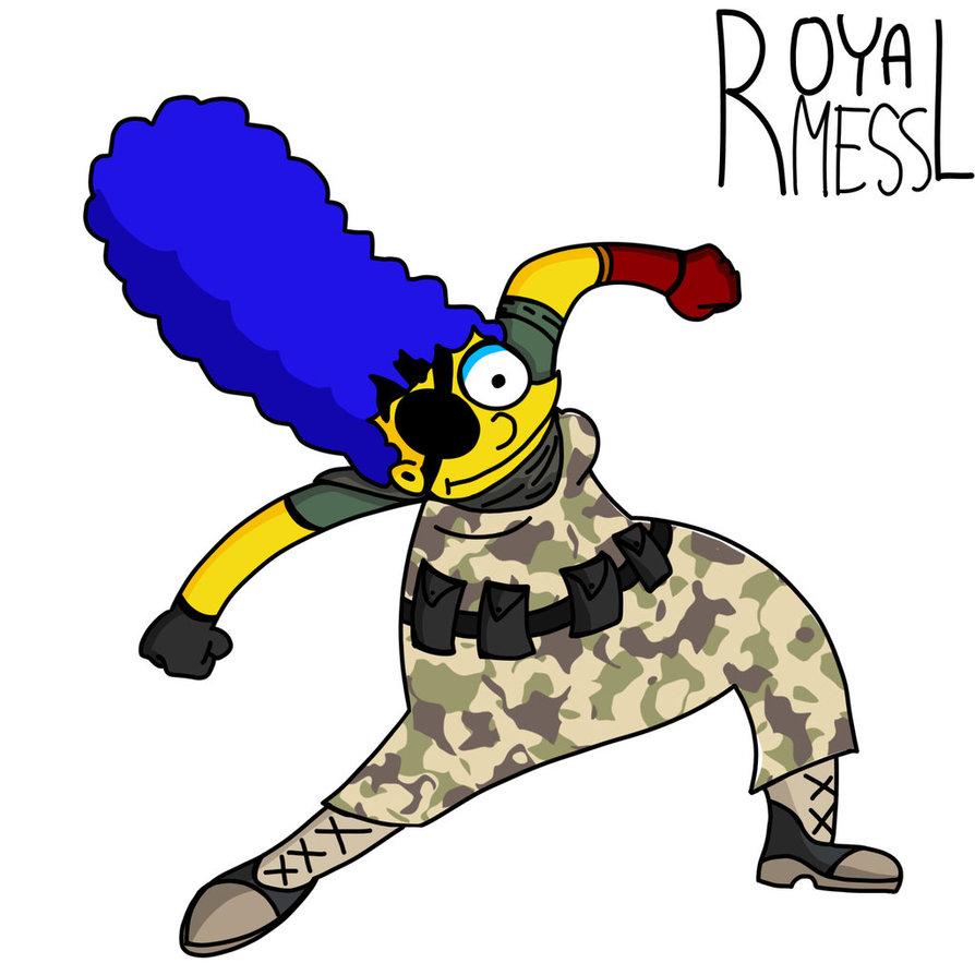 Metal Gear Marge: Phantom Meme