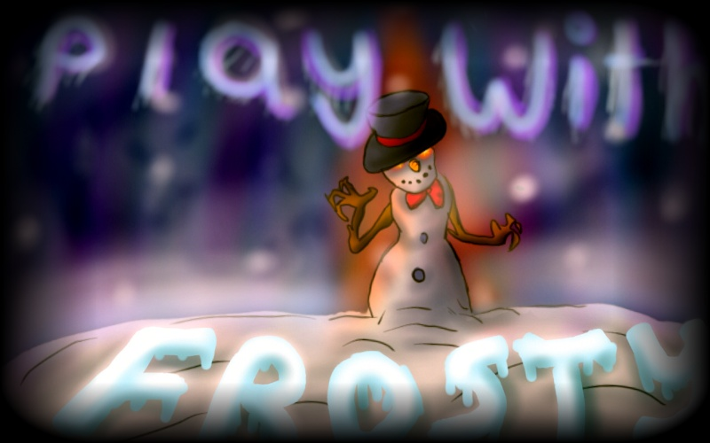 play s with frosty