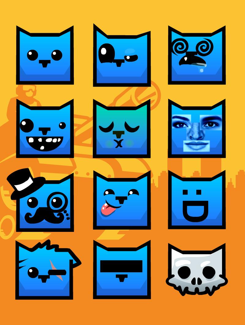 Rhys510 Emotes!