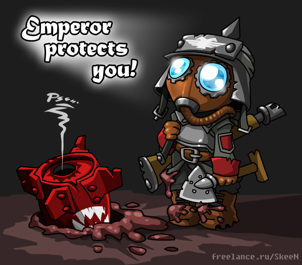 protects you