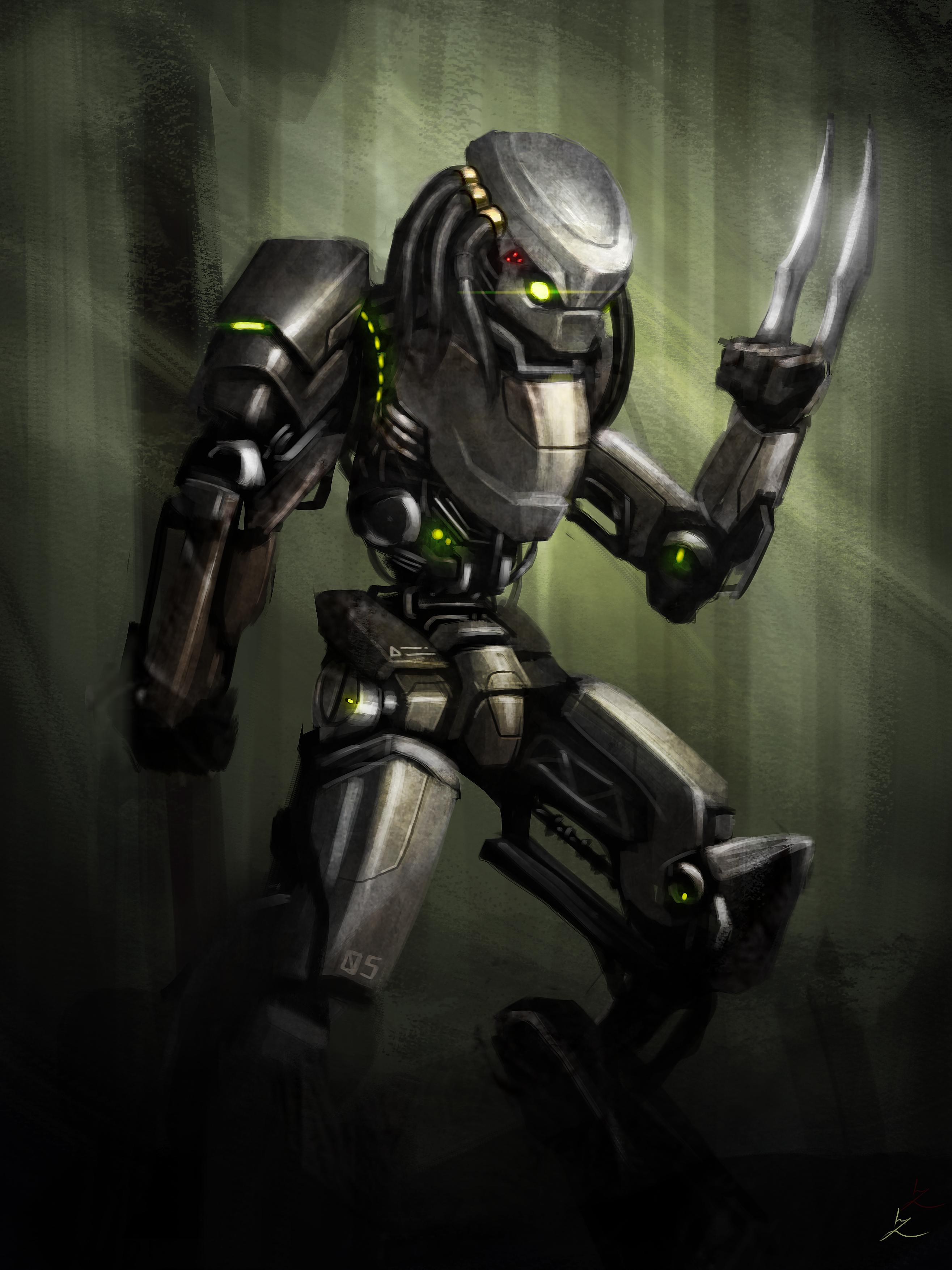 Predator Mech