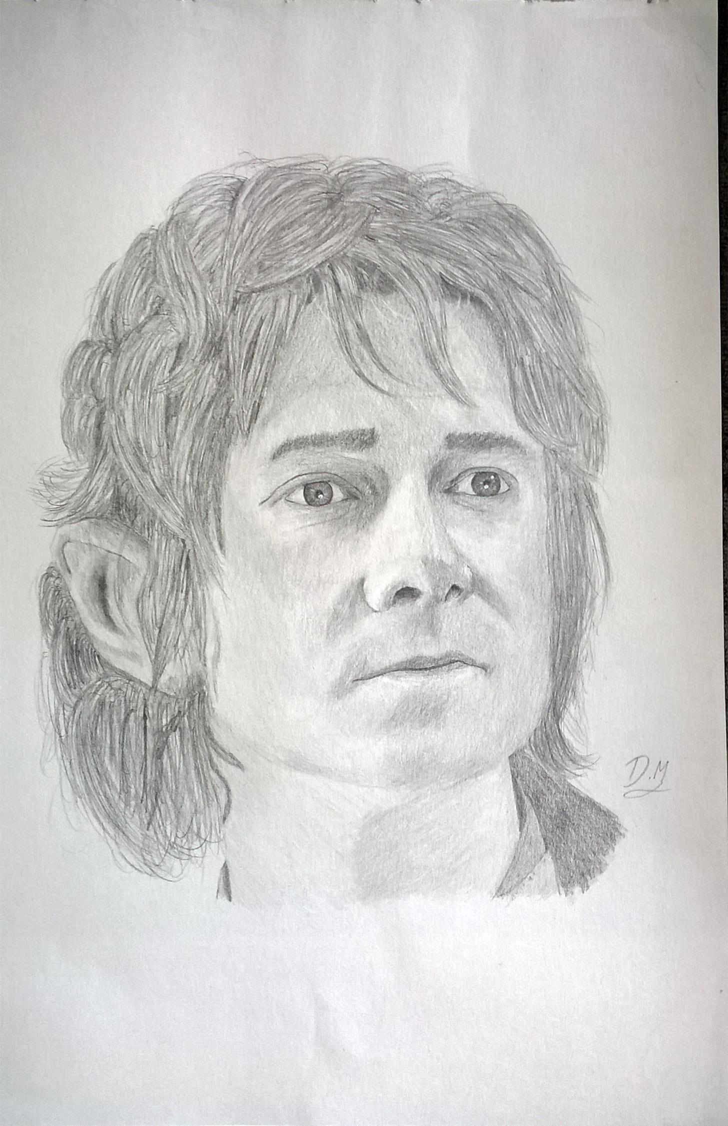 Bilbo Martin Freeman