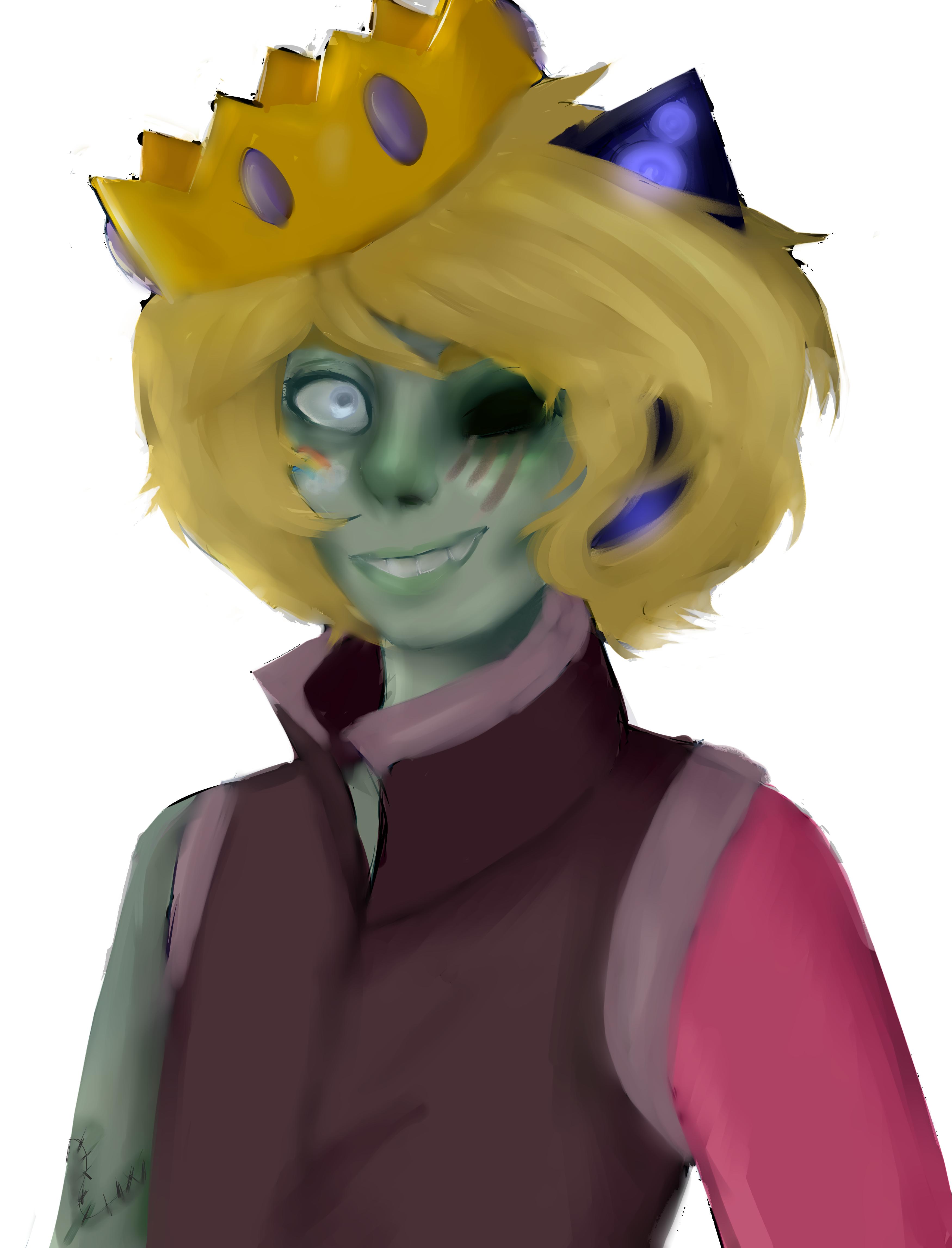 Zombie Matt