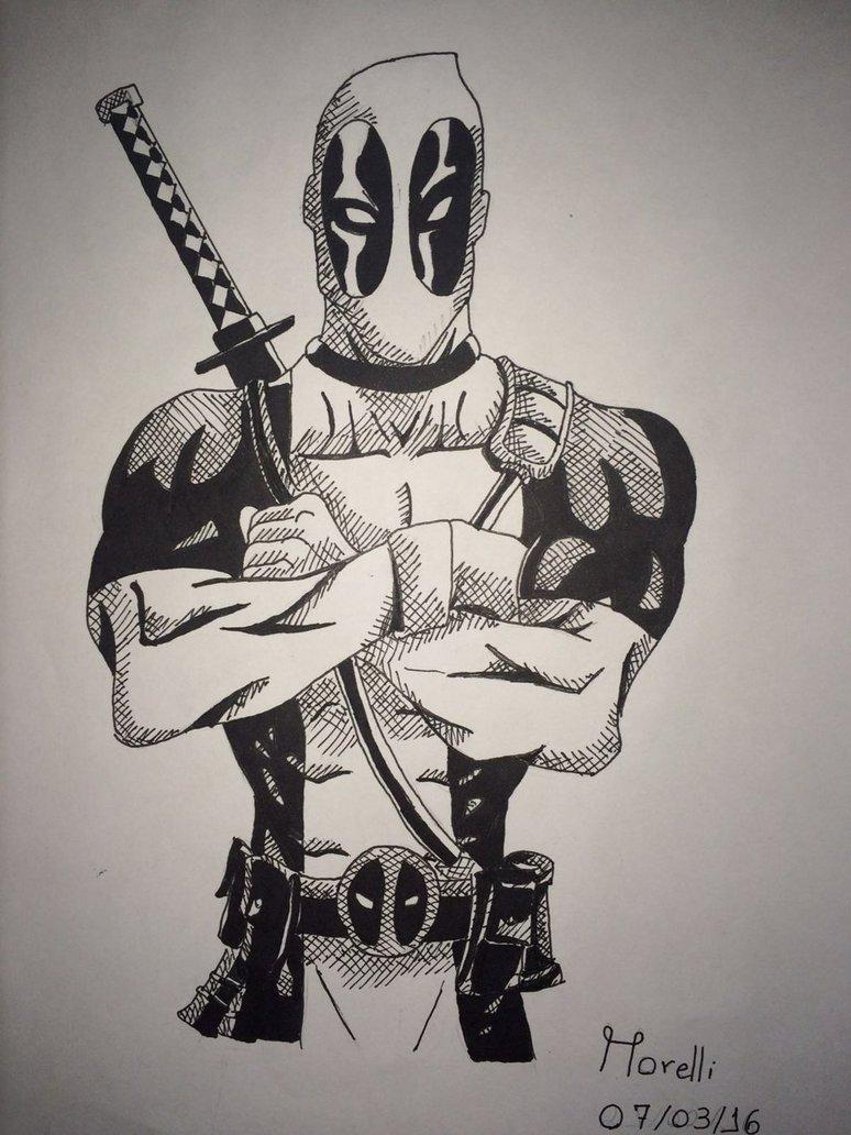 Badass Deadpool