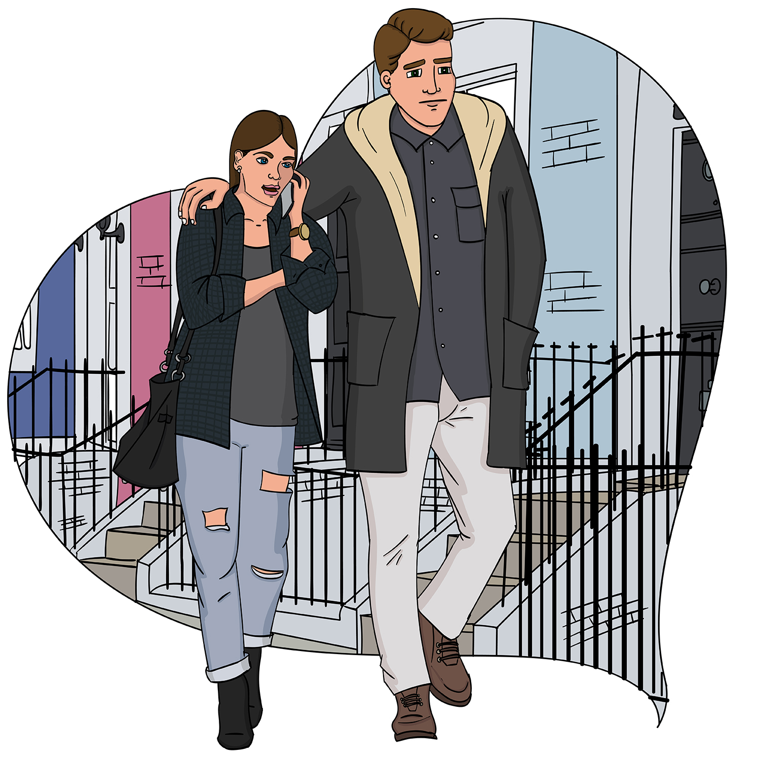 The Notting Hill Couple