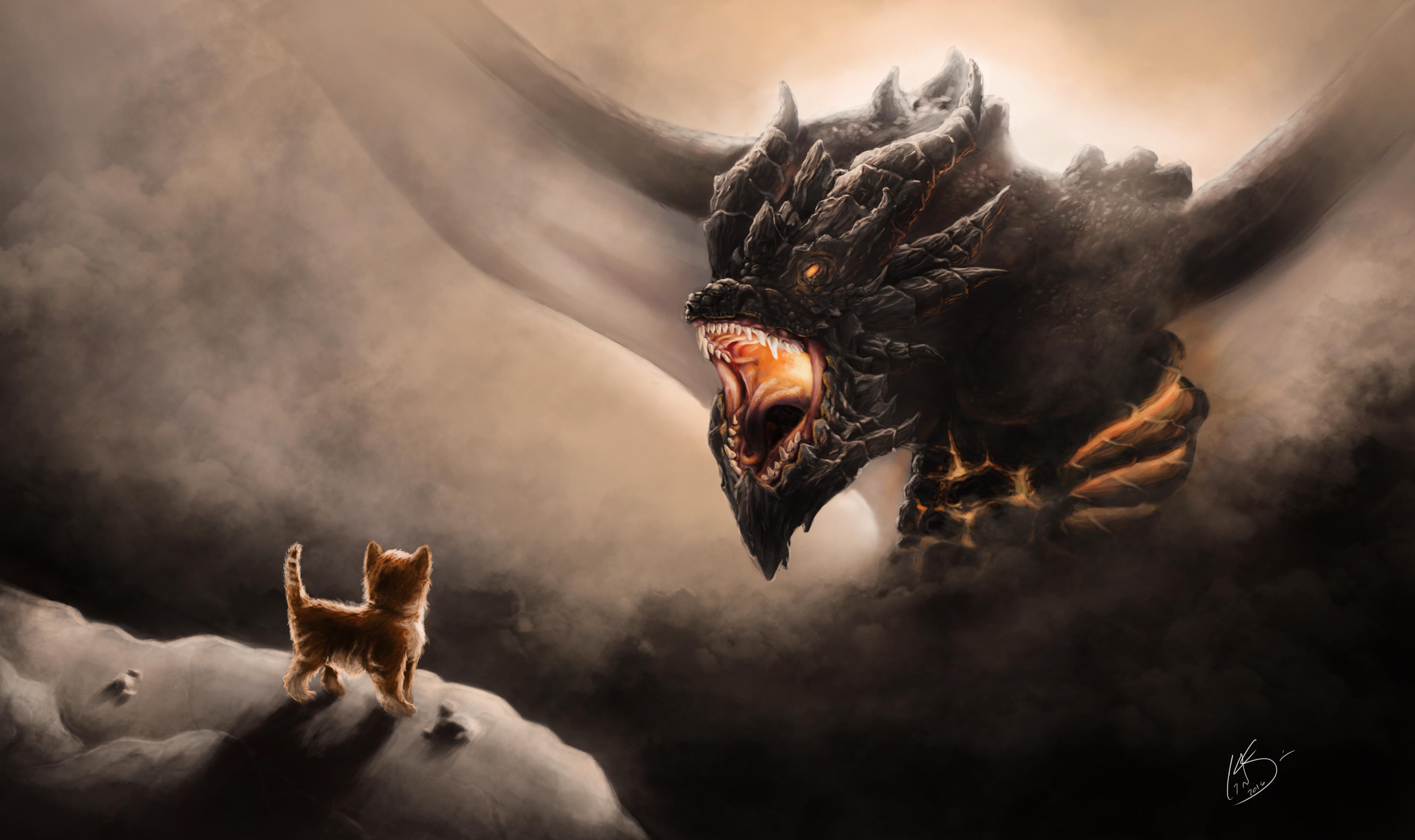 DragonsvKittens COTM