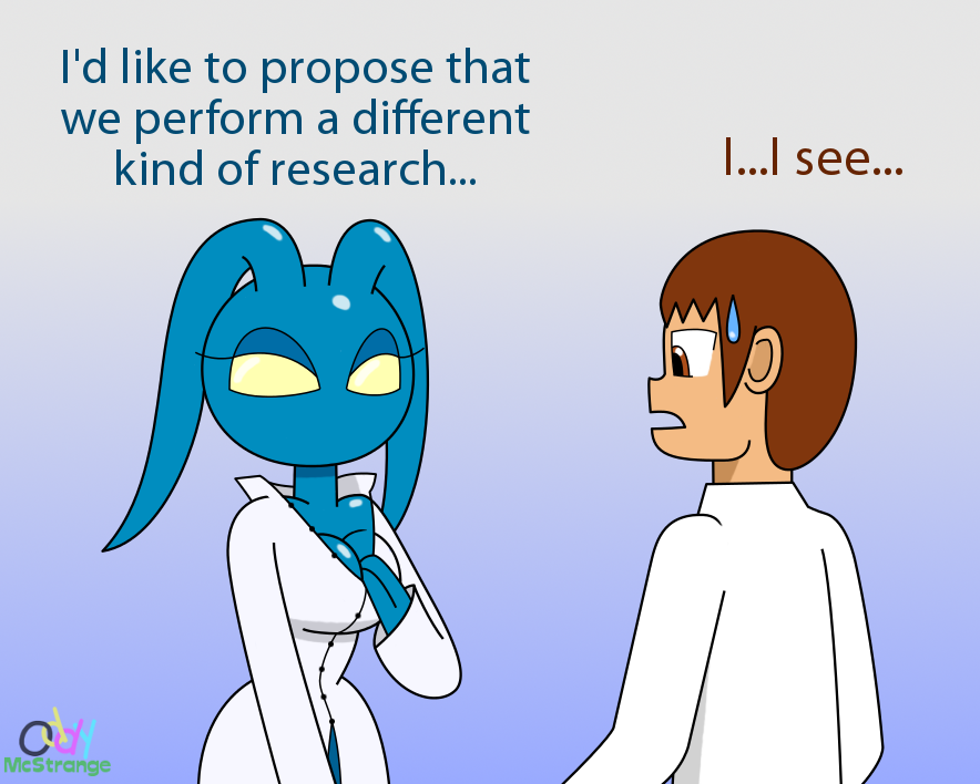 A Different Kind Of Research