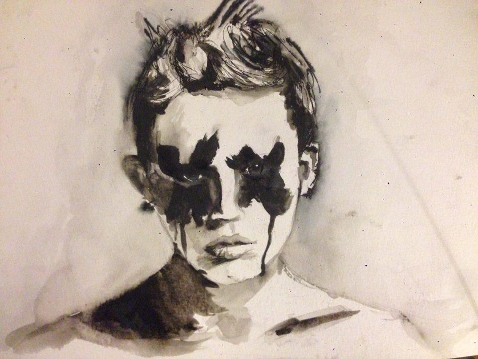Miley Watercolor