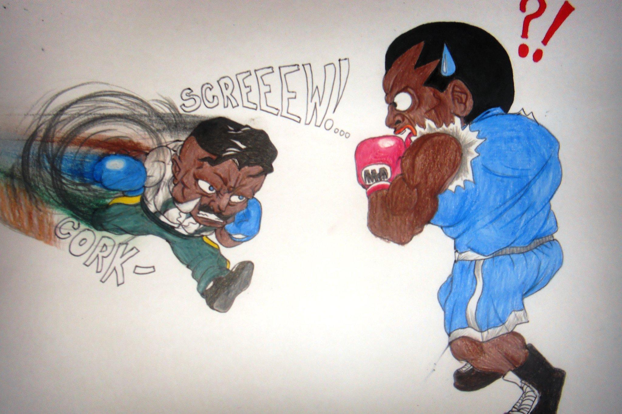 Chibi Street Fighter FanArt!