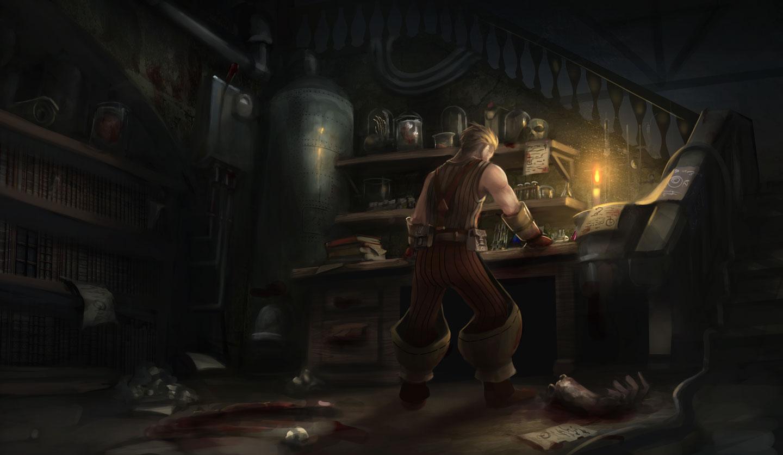 Dungeon Lab